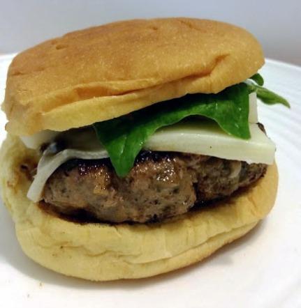mushroomburger