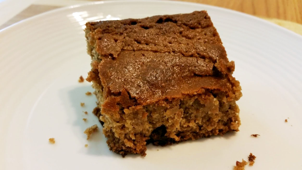 Nut Cake With Butter And Walnuts